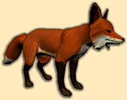 Download fox pose